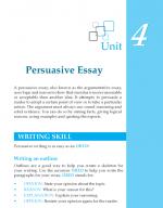 Grade 8 Persuasive Essay