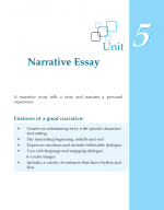 Grade 8 Narrative Essay
