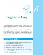 Grade 8 Imaginative Essay