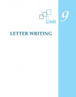 Grade 8 Letter Writing