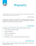 Grade 9 Biography